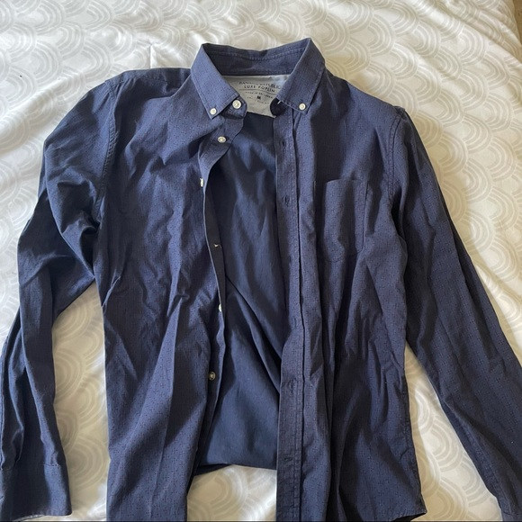 Banana Republic Slim Fit M Long Sleeve Shirt